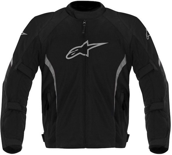 МОТОКУРТКА ALPINESTARS AST AIR BLACK