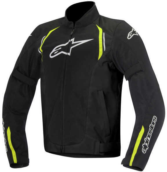 МОТОКУРТКА ALPINESTARS AST AIR BLACK YELLOW