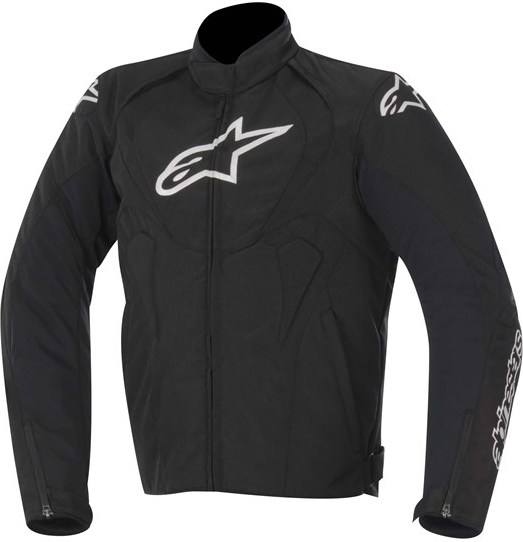 МОТОКУРТКА ALPINESTARS T- JAWS WP ЧЕРНЫЙ