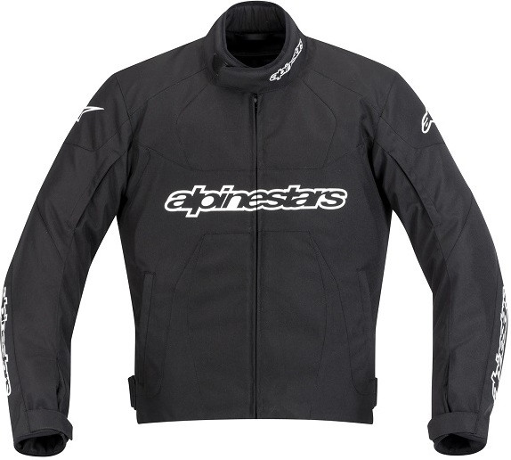 МОТОКУРТКА ALPINESTARS T-GP PLUS ЧЕРНЫЙ