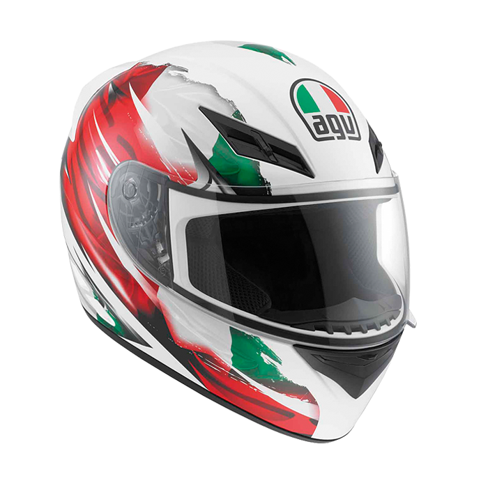 МОТОШЛЕМ AGV K-3 MULTI - ITALY FLAG