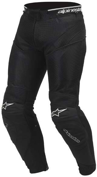 МОТОБРЮКИ ALPINESTARS A-10 AIR FLO ТЕКСТИЛЬ ЧЕРНЫЙ