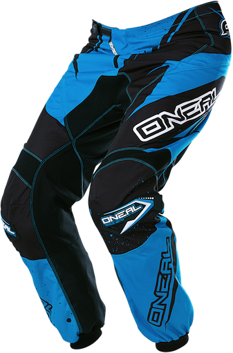 МОТОБРЮКИ ONEAL ELEMENT RACEWEAR СИНИЙ ЧЕРНЫЙ