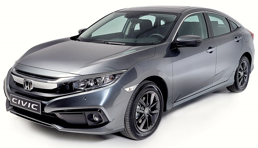 Honda Civic 4D 2020