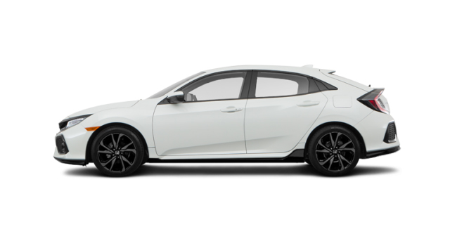 Honda Civic 5D - 2017 г.в.