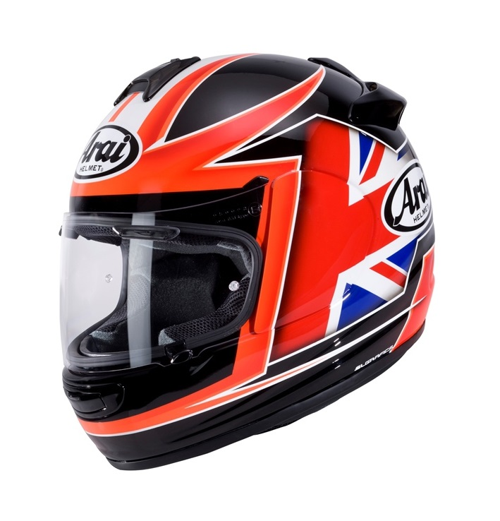 МОТОШЛЕМ ARAI CHASER-V FLAG UK